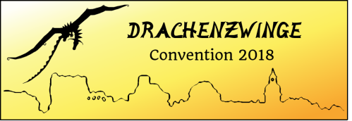 Drachenzwinge-Con 2018 Logo